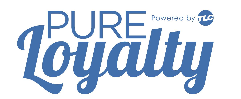 Blue pure loyalty logo 2