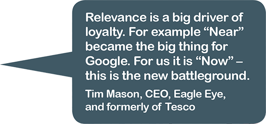 Tim Mason CEO Eagle Eye