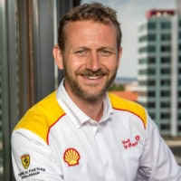 Pavel Los, head of Loyalty for Shell